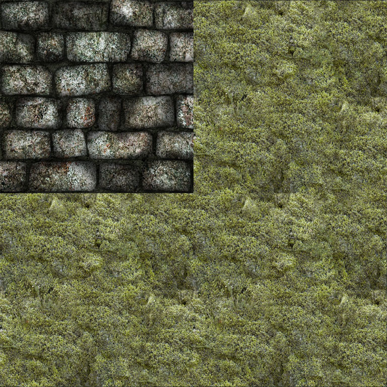 Photoshop Tutorial: Realistic Rock and Stone Textures