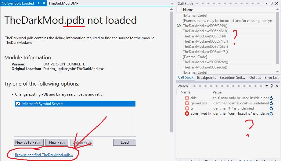 File:Crashdump 2 pdb png - The DarkMod Wiki